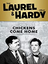 Laurel and Hardy: Chickens Come Home