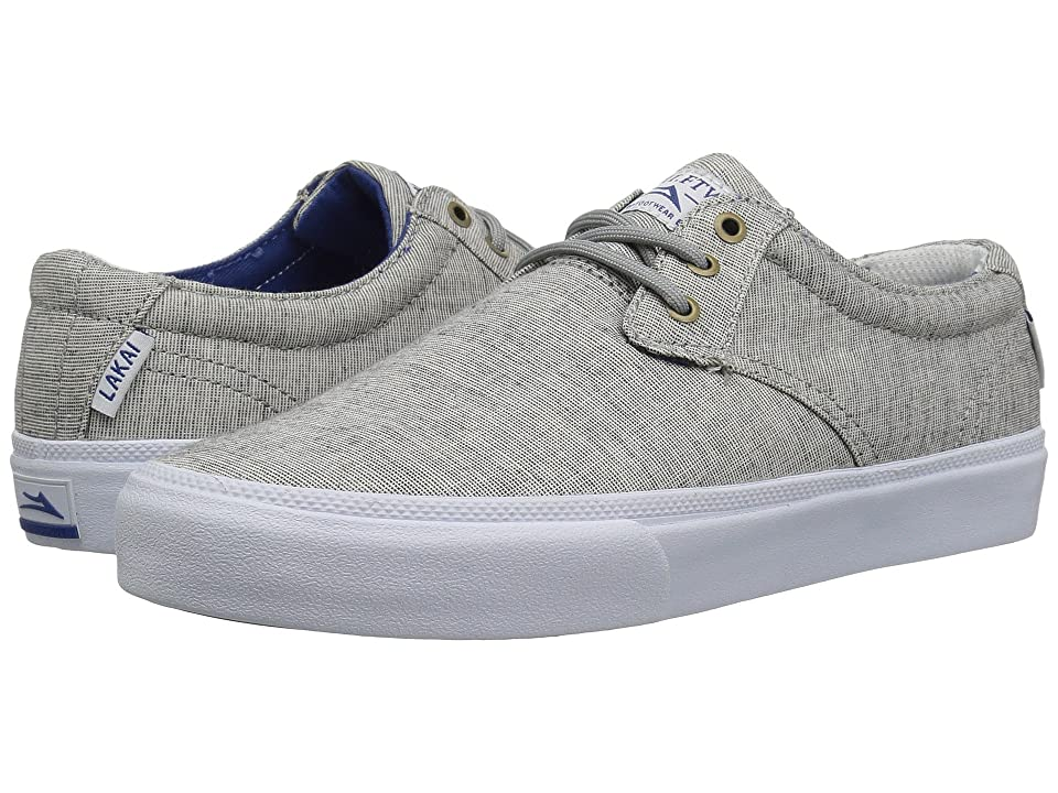 Lakai Daly (Grey Textile) Men