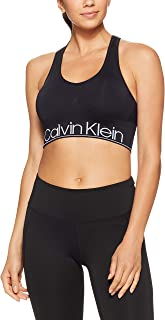 Calvin Klein Women's Medium Impact Long Line Sports Bra