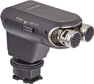 Grey I3ePro BP-CMIC1 X-Series Mini Shotgun Condenser Microphone for Sony HDR-PJ540 Video Camcorder