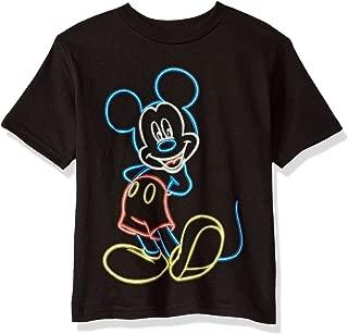 Boys' Mickey Mouse Short Sleeve T-Shirt