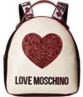 LOVE Moschino - Heart Design Backpack