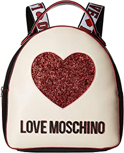 Heart Design Backpack
