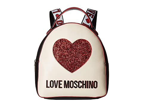 LOVE Moschino Heart Design Backpack