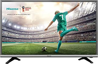 Hisense 40 Inch Smart LED Tv-40N2182PW - Black