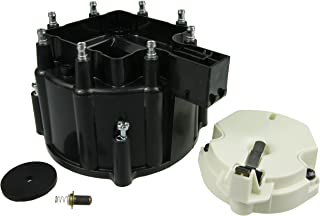 CTCAUTO Motor products Ignition Distributor Cap Replacement for 1987-1998 Chevy GMC Cadillac Buick AM General Hummer DR468