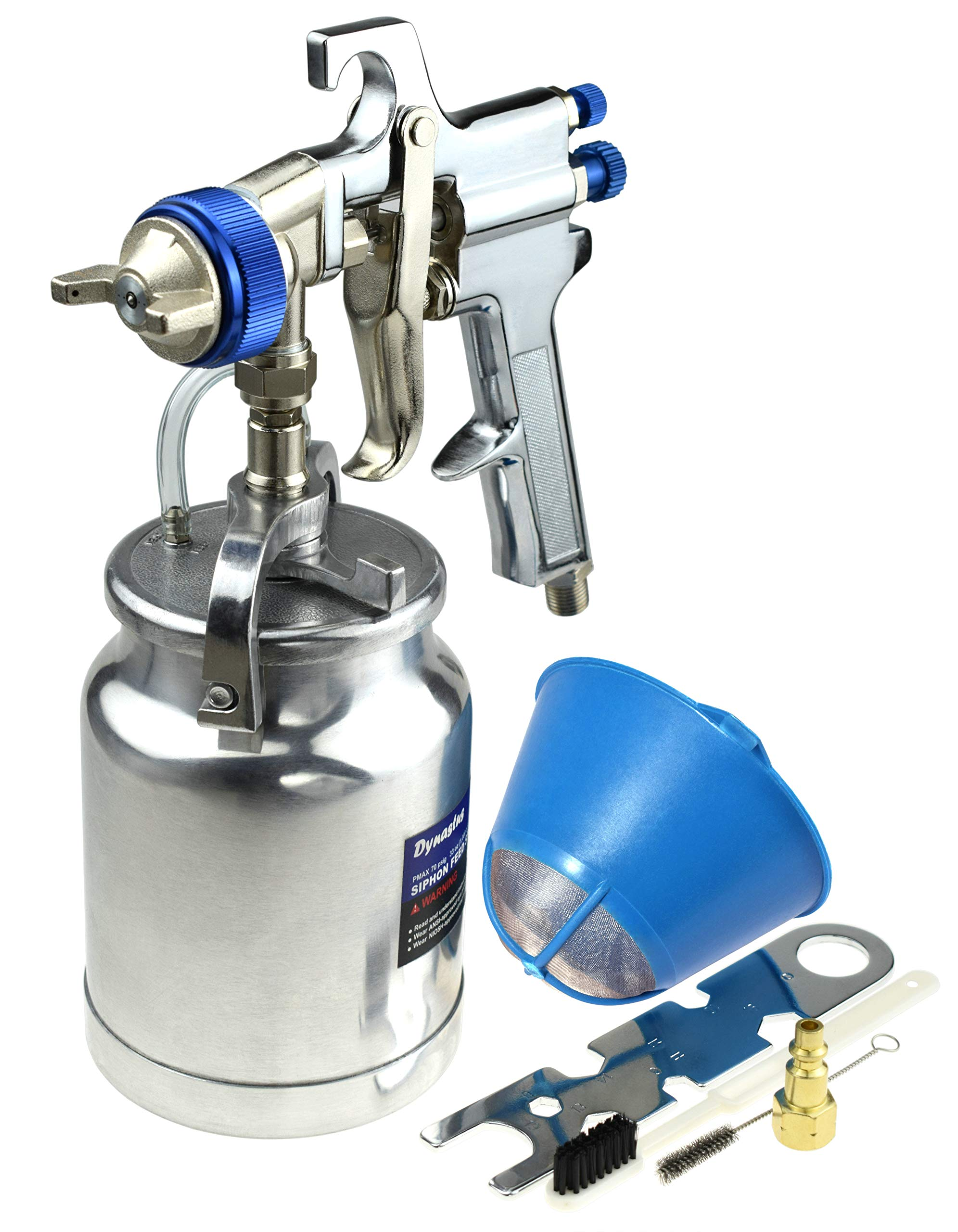 Siphon Feed Spray Gun Oil Based