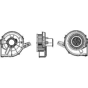Intérieur Ventilateur BEHR HELLA SERVICE *** Premium Line *** 8ew 009 157-111 175 by
