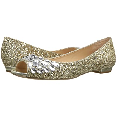 Jewel Badgley Mischka Claire (Platino) Women