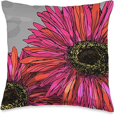 Red Liora Manne Mystic II Decapod Indoor//Outdoor pillow 12 X 20