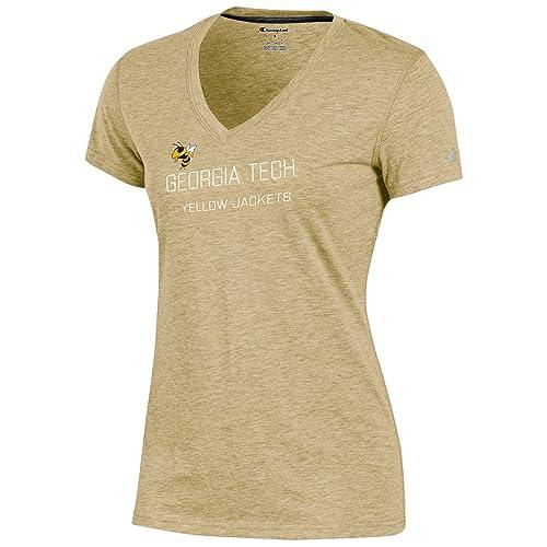 bb225d37a Champion NCAA Women's Success Short Sleeve V-Neck T-Shirt