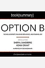 Option B Audible Audiobook