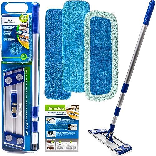 Practical Cleaning Pad Microfiber Mop Floor Dust Household Home Washing Tool G