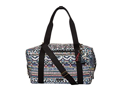 Sakroots Artist Circle Bag (Multi One World) Handbags