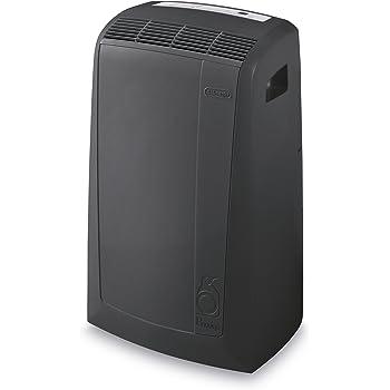 De'Longhi Pinguino 3-in-1 Portable Air Conditioner, Dehumidifier & Fan | 450 Sq Ft, 6800 BTU | PACN135EC model