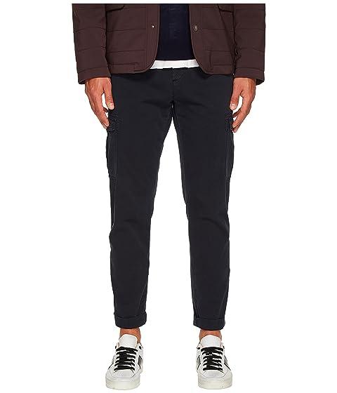 eleventy Slim Fit Stretch Cotton Cargo Pants