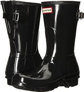 Women's Original Back Adjustable Short Gloss Rain Boots