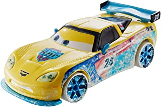 Disney/Pixar Cars Ice Racers 1:55 Scale Diecast Vehicle, Jeff Gorvette