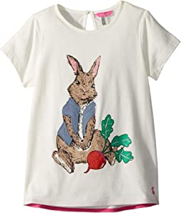 Joules Kids - Peter Rabbit Bunny Graphic T-Shirt (Toddler/Little Kids/Big Kids)