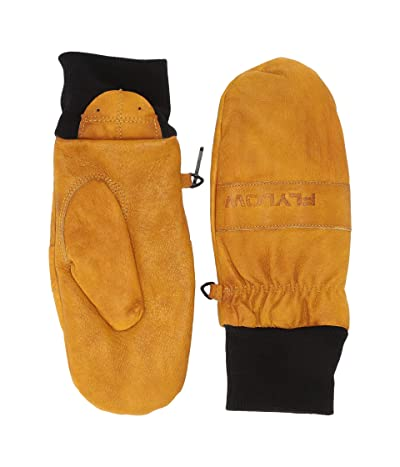 Flylow Oven Mitt (Natural 1) Ski Gloves