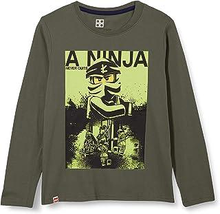 LEGO Mwc-Langarmshirt Ninjago Camiseta para Niños