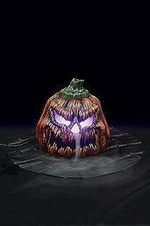 Sinister Pumpkin Mister Creepy Color - Changing Light Effect