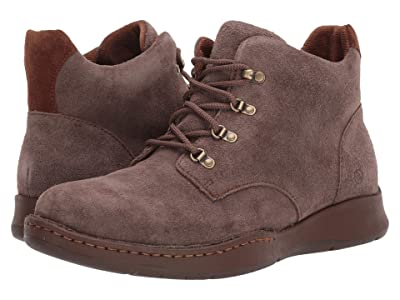 Born Evros (Taupe/Brown Suede Combo) Men