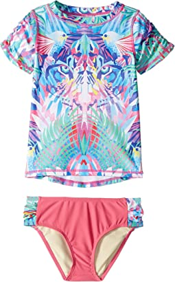 6b098562e7 Juicy couture kids girls cover up and two piece swimsuit infant ...