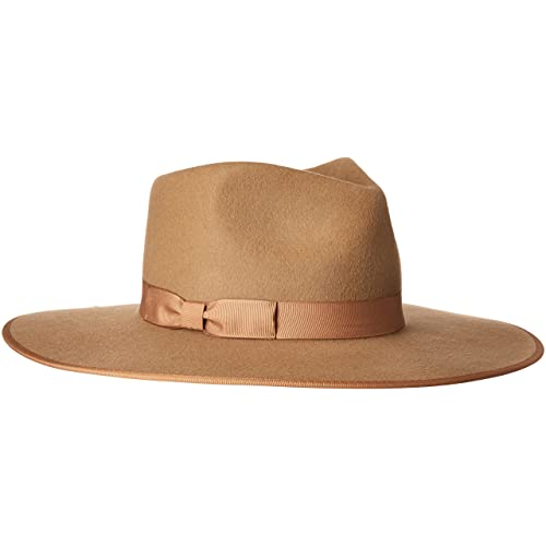 514a3ef37e2261 Lack of Color Women's Teak Rancher Fedora Hat