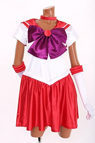 Sailor Moon Henshin  Narikiri costume Sailor Mars