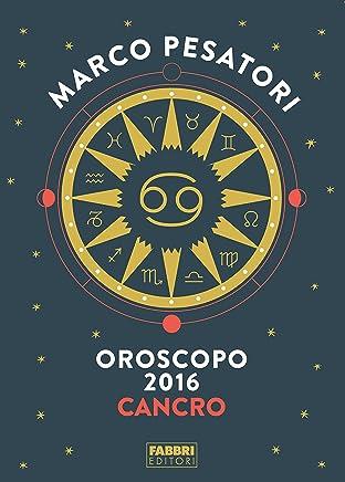Cancro - Oroscopo 2016
