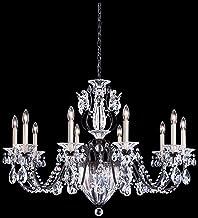 product image for Schonbek 1260N-48H Light Chandelier, Antique Silver