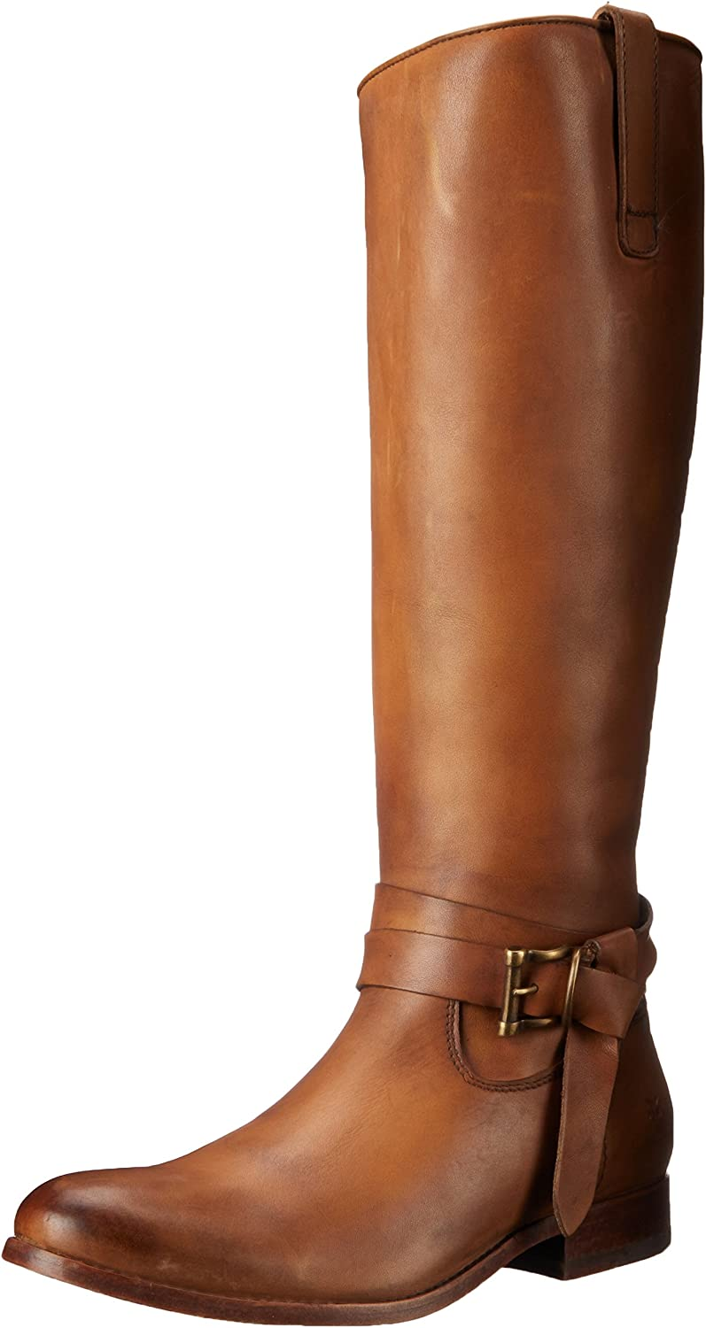 Frye Women's Melissa Knotted Tall Riding Boot