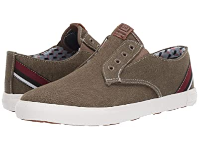 Ben Sherman Pete Laceless (Olive) Men