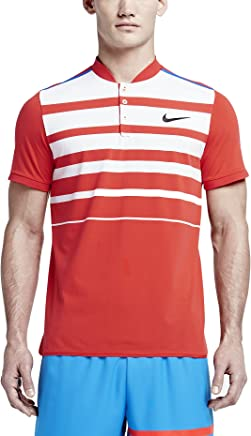 polo nike homme rouge