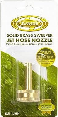 Sun Joe SJI-1JHN Solid Brass Jet Hose Nozzle