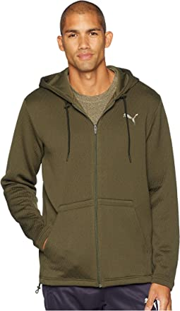 Vent Hooded Jacket