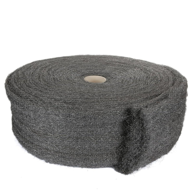 MARNER Grade #0 Steel Wool for 5lbs Roll lowest Soldering price Medium-fine