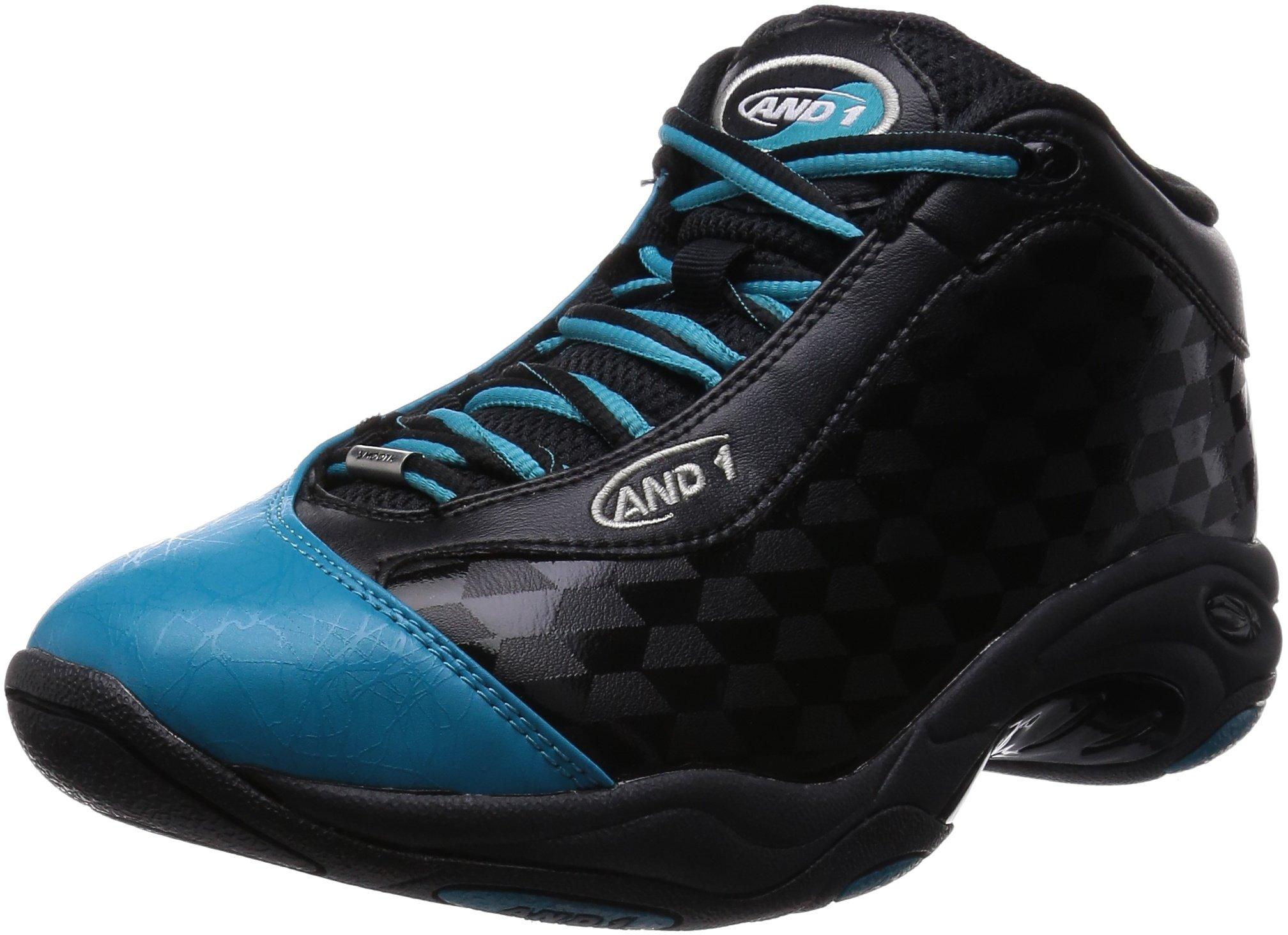 AND1 Sneaker Black Capri Breeze