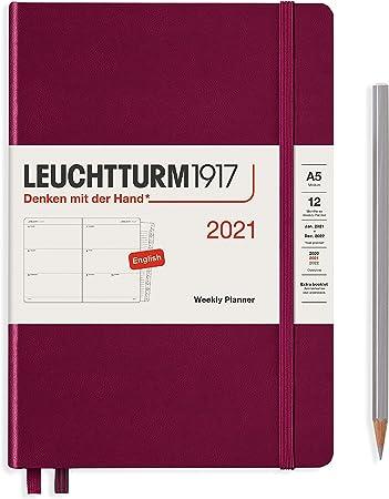 LEUCHTTURM1917 - Hardcover Weekly Planner