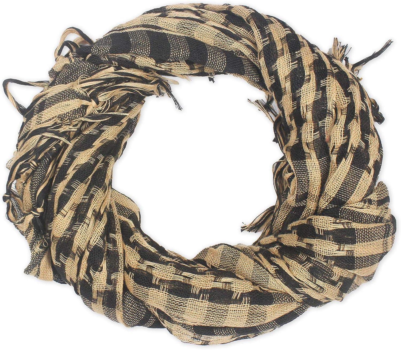 QYX Shemagh Tactical Military Scarf Cotton Arab Keffiyeh Desert Head Neck Face Wrap 39
