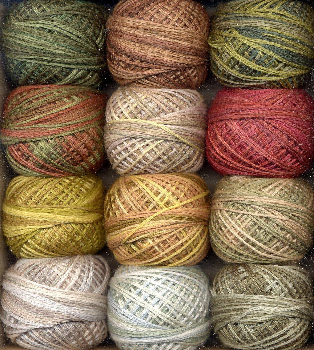 Valdani Branded goods 3-Strand Cotton Embroidery Lights Denver Mall Country 12-Ball Floss