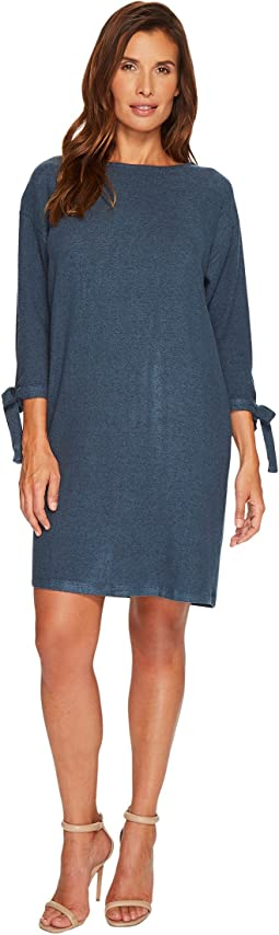 Lanna Tie Sleeve Knit Dress