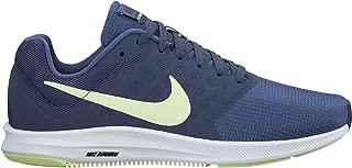 Nike Women's Downshifter 7 Running Shoe Blue Recall/Barely Volt/Thunder Blue Size 11 M US