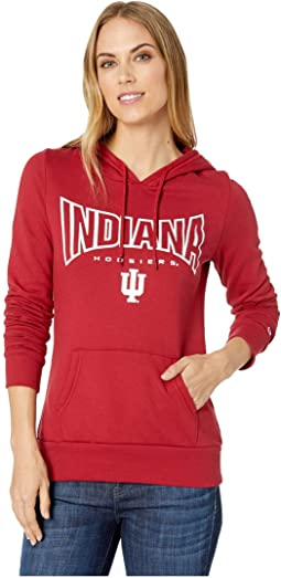 Indiana Hoosiers Eco University Fleece Hoodie