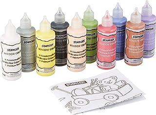 Stanger 270012 Lot de 10 bouteilles de WC Super set 10 x 80 ml