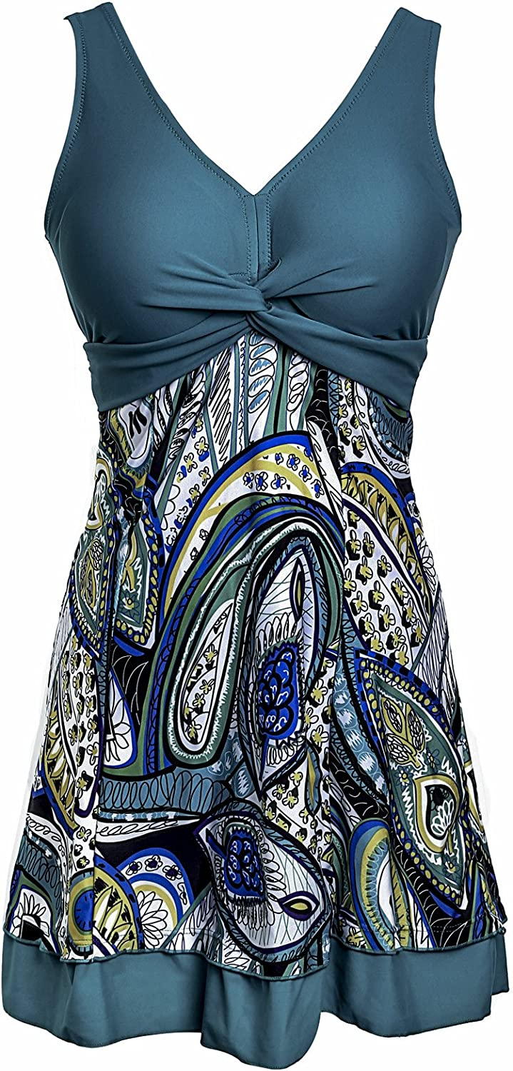 NO NO CAT One Piece Shaping Body Floral Swimwear Plus Size Bathing Suit for Women