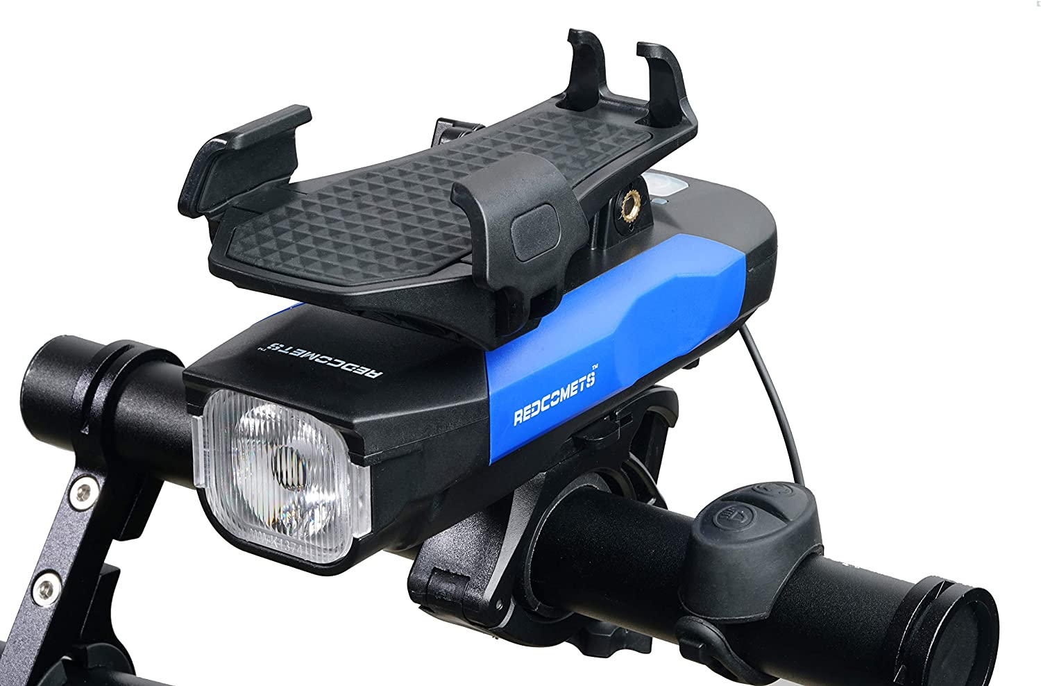 Redcomets 4-in-1 Multi-Functional Bicycle Light a Comes online Lowest price challenge shopping with USB