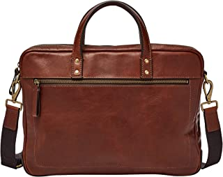 Fossil Men Haskell, Cognac, One Size