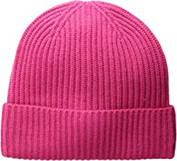 Solid Bow Beanie